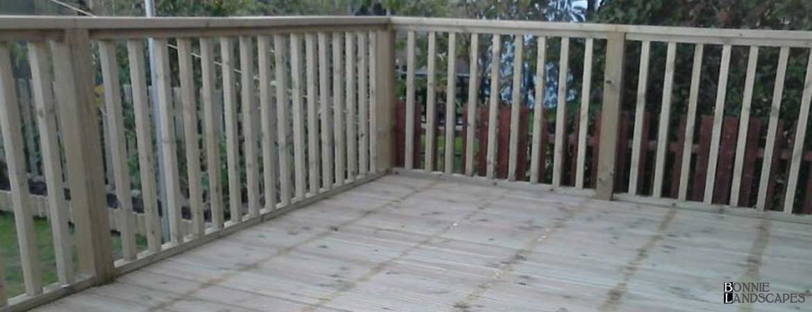 Custom Built Decking Solutions